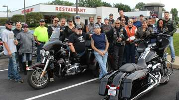 Biker Page - PHOTOS: BIG AL'S RIDE TO COUGAR BOB'S IN TIONESTA