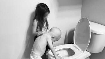 Leigh Ann and Jeremy - Mother's gut wrenching post about childhood cancer goes viral