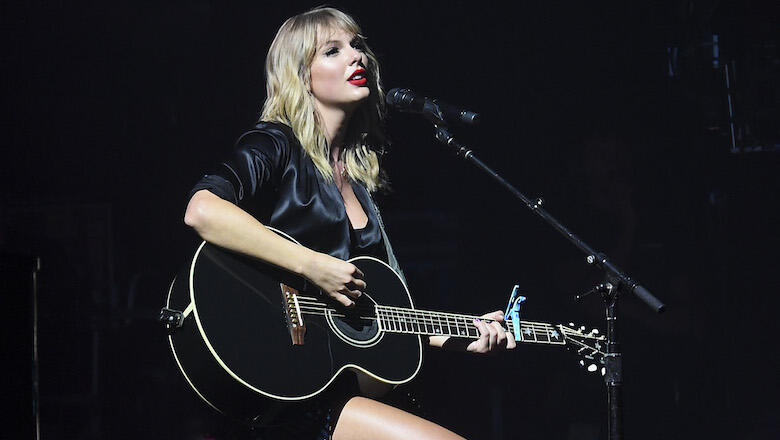 Taylor Swift Performs 'Lover' Songs Live In Paris For The First Time | iHeartRadio
