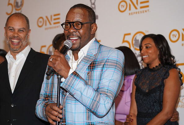 50th NAACP Image Awards Non-Televised Dinner - Press Room
