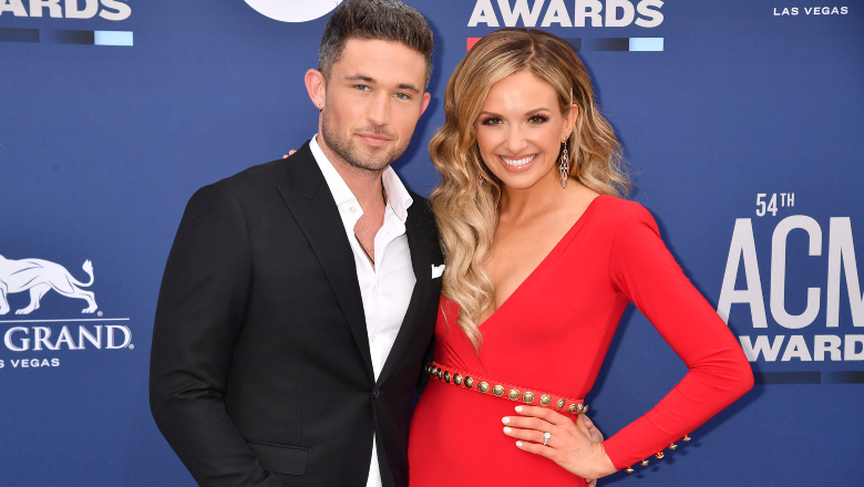 Carly Pearce And Michael Ray Celebrate Getting Their Marriage License