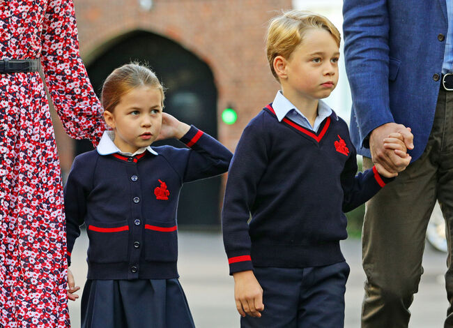 Princess Charlotte Has The Most Unexpected Nickname At School
