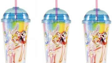 Suzette - You Can Now Get A Sailor Moon To-Go Cup At Target & I Need It