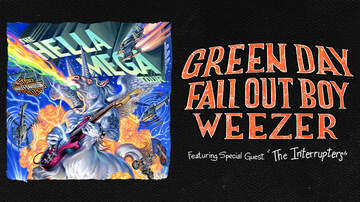 None - The Hella Mega Tour with Green Day, Fall Out Boy and Weezer