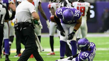 Vikings Blog - REPORT: Mackensie Alexander avoids surgery but return to field remains TBD