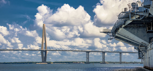Arthur Ravenel Jr. Bridge over Cooper River