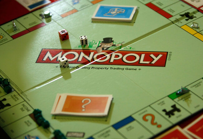 Union Station Hosts Monopoly Tournament