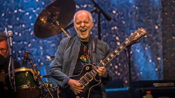 Mike Bell - Peter Frampton Still Fighting To Play