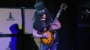 Ken Dashow - Slash Issues Update Regarding New Guns N' Roses Music