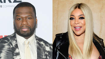 Entertainment - 50 Cent Extends Olive Branch To Wendy Williams After Years-Long Feud