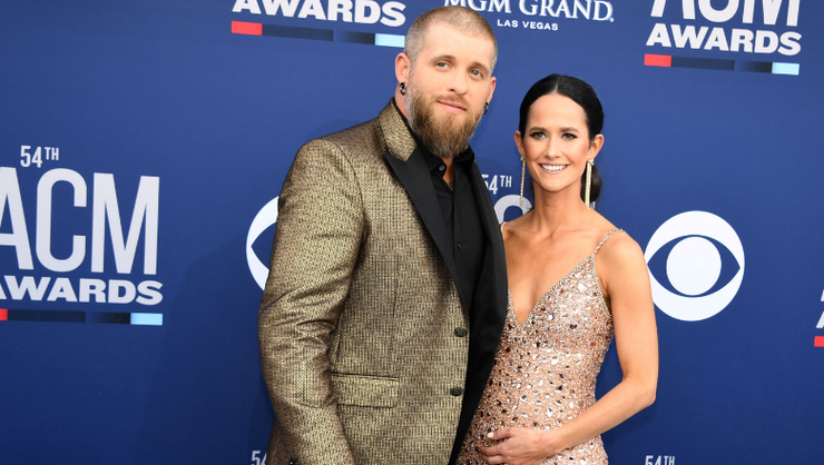 Brantley Gilbert And Wife Amber Welcome Baby Girl, Braylen Hendrix