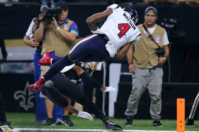Houston Texans v New Orleans Saints