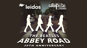Featured - BIG100's Beatles ABBEY ROAD 50th Anniversary Celebration