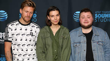 Radio 104.5 Studio Sessions - Of Monsters and Men Meet + Greet Photos - September 2019