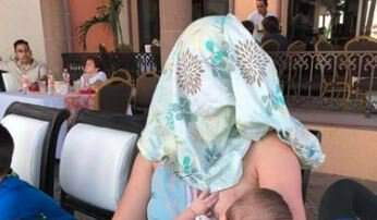 Klinger - Mom Told To Cover Up While Breastfeeding In Public