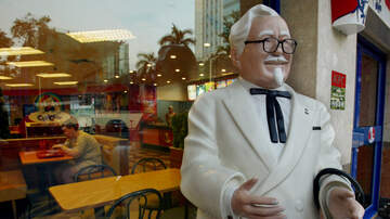 Crystal Rosas - KFC Releases a New Video Game Where You Can Date Colonel Sanders