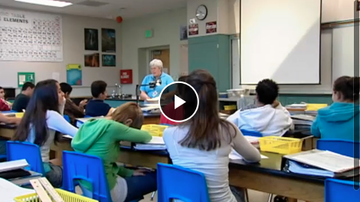 Qui West - CA Law Bars School Suspensions For Students Talking Back To Teachers!