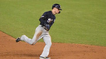 Brewers - Brewers edge Marlins 4-3 for fifth straight win