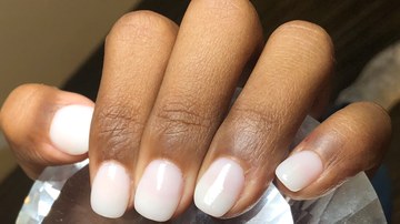 Elvis Duran - Diamond Gets Manicure For Elvis's Wedding, But Looks Nothing Like She Asked