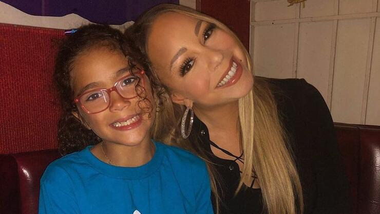 Mariah Carey's Daughter Chose The Most Modest Store For Her Shopping Spree   iHeartRadio