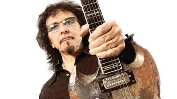 THE  Z  MAN - Tony Iommi