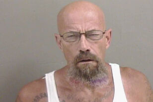 Police Looking For 'Walter White' Look-alike For Meth Possession Charges