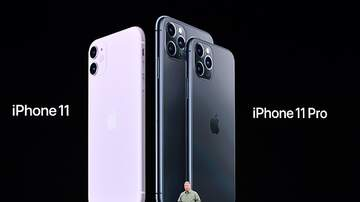 Steve & Gina's Page - What's new and different with the iPhone 11, 11 Pro and 11 Pro Max?