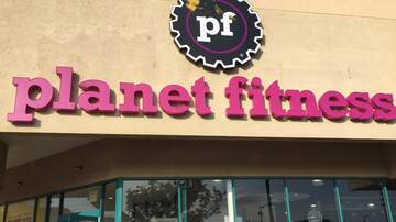 Photos - Ashley and KC101 at Planet Fitness in Orange on 9/10/19