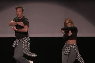 Jennifer Lopez & Jimmy Fallon's 'History Of Music Video Dancing' Is Perfect