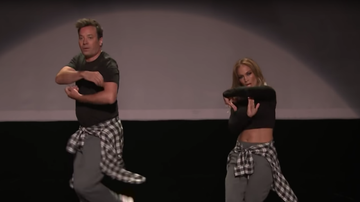Entertainment News - Jennifer Lopez & Jimmy Fallon's 'History Of Music Video Dancing' Is Perfect