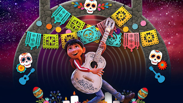 Suzette - Disney Pixar's Coco Is Getting A Live Concert At The Hollywood Bowl