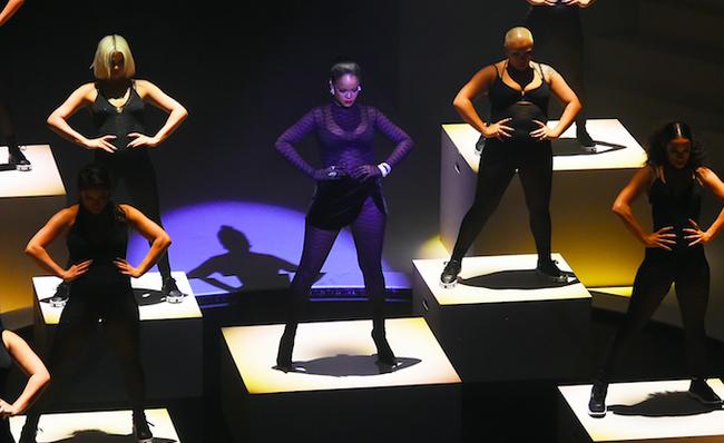 Rihanna's NYFW Presentation Sets The Bar Way Too HIGH