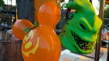 Beth and Friends - Disneyland Is Selling Exclusive Halloween Popcorn Buckets Right Now
