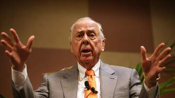 Koch and Kalu - OSU Booster T. Boone Pickens Passes Away at Age 91