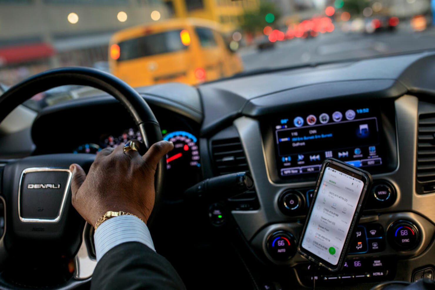 Drivers Claim Victory As NYC Becomes First US To Cap For-Hire Vehicles