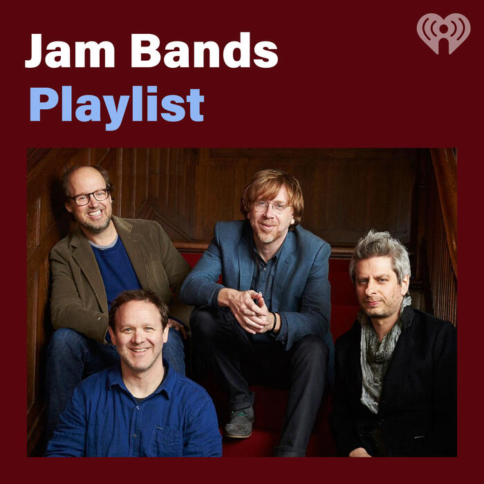 Jam Bands Playlist