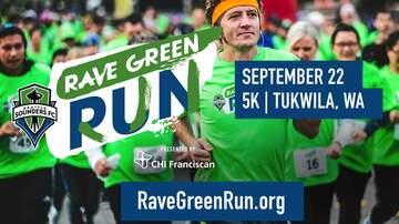 None - Rave Green Run 2019