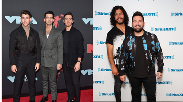 Music News - Dan + Shay Join Jonas Brothers To Sing 'Tequila' At Nashville Concert