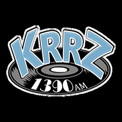 1390 KRRZ AM logo