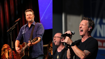 Music News - Blake Shelton Says He'd Give Up His Spot On Country Radio For Craig Morgan