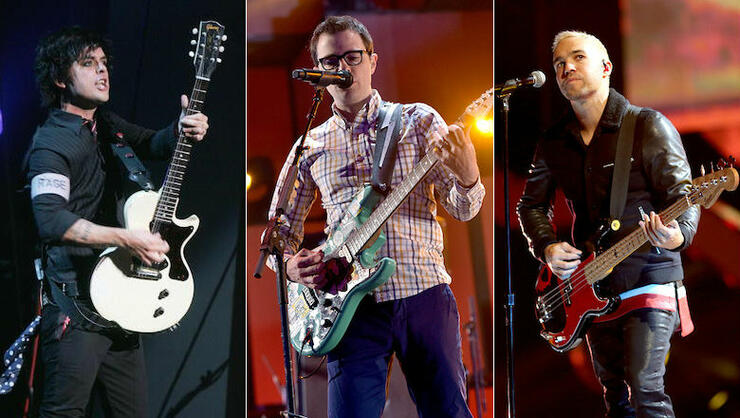 Green Day, Fall Out Boy, Weezer Play Secret Show In LA: See Their Setlists | iHeartRadio