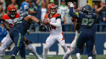 Seattle Seahawks - Jamar Taylor returns to Seahawks; Poona Ford day-to-day with calf strain