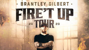 Buzzing Vegas - Brantley Gilbert Fire't Up Tour at The Cosmopolitan of Las Vegas