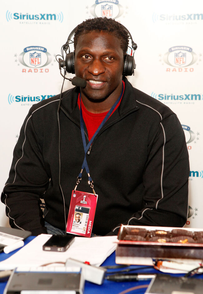 SiriusXM Broadcasts Live From Radio Row During Super Bowl XLVI Week In Indianapolis