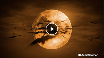 Qui West - Friday The 13th Full Moon To Rise This Week, First Time Since 2000!