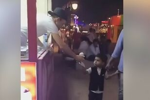 Kids Becomes Furious Over Ice Cream Prank