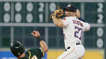 Sports Desk - A's Beat Astros 5-3