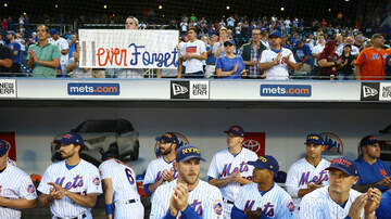 Open Mike - Mets Perform the ULTIMATE TRIBUTE on 9/11