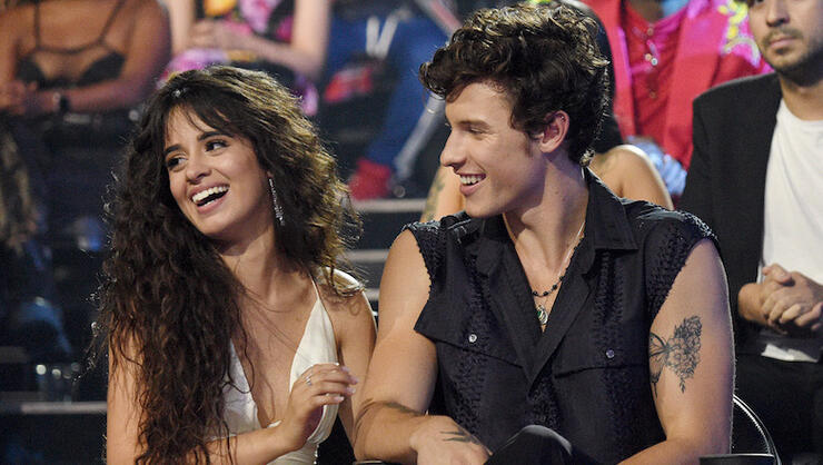 Watch Shawn Mendes & Camila Cabello Prove They Don't 'Kiss Like Fish' | iHeartRadio