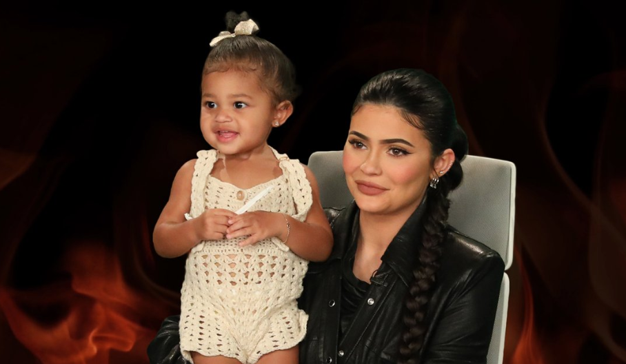 WATC: Kylie Jenner & Stormi Adorably Answer Ellen's 'Burning Questions'